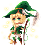 Chibi Commission Yunan by Maruuki
