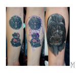Coverup Darth Vader by EnyaMahuta