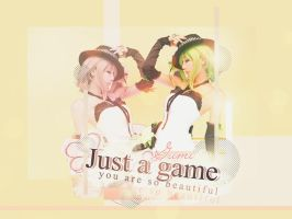 GUMI - Just a Game by Book-No00