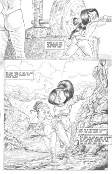 DONNA TROY (PAGE 9) by egocenter