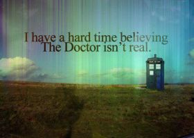 Doctor Who by SaixX08