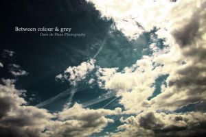 Between colour and grey by DavedeHaan