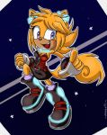 PC Crystal the Squirrel by Domestic-hedgehog