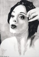 Rose McGowan by jukeboxjive