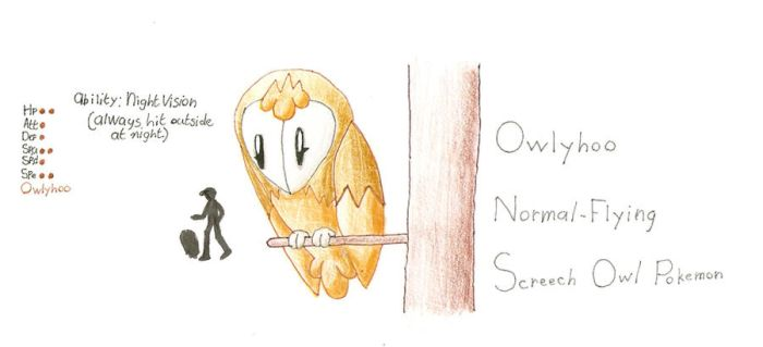 Owlyhoo...hoo by Smiley-Fakemon