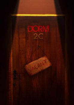 Dorm 2C (Second draft) by emeraldgreen07