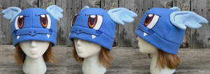 Wartortle Hat by clearkid