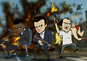 Request Tajm - GTA5 by ebbewaxin