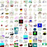 120 Drawings for Pictionary DS by sakkysa