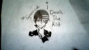 Death The Kid by dragonluver98