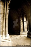 Arches - Lincoln Cathedral by Jesse-Halfwayhome