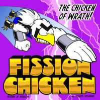 Fission Chicken Tee Design by jpmorgan