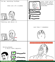 Rage Comic - How about NOPA? by SecminourTheThird