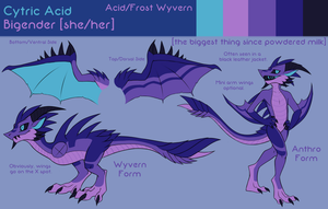 Cytric Acid Ref by Cytric-Acid
