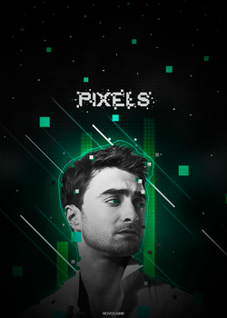 [170402] Pixels by PottericaLewis
