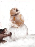 Do you Wanna Build a BB8  by NIKKOLAS by Nikkolas-Smith