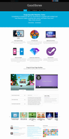 Good Bones a creative Wordpress Theme by the-webdesign