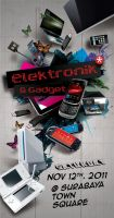 Electronic and Gadget by Janitra
