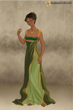 Tiana - Roman Lady by IndyGirl89