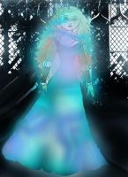 Ghostly Merida by Selinelle