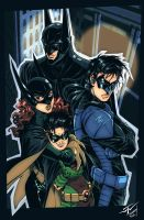 batangbatugan collab_batfamily by ll