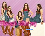 23 png Elizabeth Gillies by radiateswag