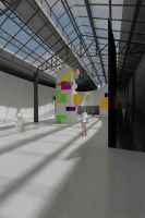 couleur et perspective by Anarkhki