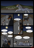*Fight or Die* Chapter 1 Page 16 by LupusAvani
