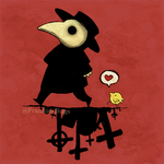 Plague Doctor III by FrankiesBugs