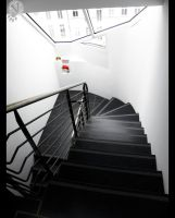 Light and ladder. by VeIra-girl