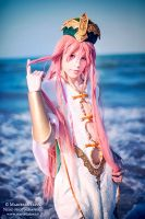 Kouha Ren Cosplay - Magi: The Labyrinth Of Magic by DakunCosplay