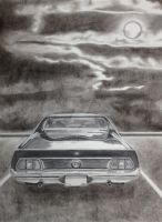 '71 Mustang Grande by trustme876