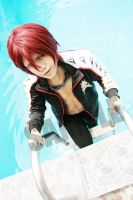 Rin Matsuoka - After Swimming by recchinon