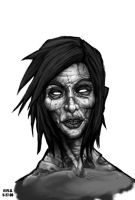 Undead Female by PhillGonzo