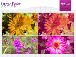 flower power by Bourniio