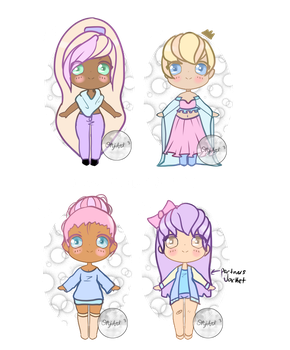 Pastel Adopts [OPEN] by ThEToyHoUse