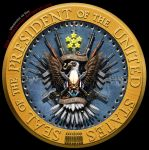 New Clean Presidential Seal by SharpWriter