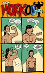 The Workout Part 2 by edtadeo