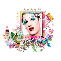 .+Darren is Hedwig  | Edition. by AnyofThoseThings