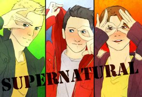 Supernatural by biene04