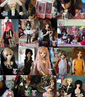 Stand Tea party for dolls [Anime Deluxe] by Hisomu