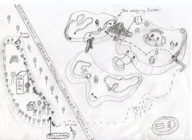 Turn Around Bright Eyes MAP by QuintonCharles