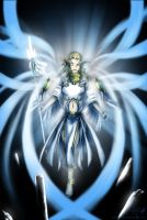 Goddess of Light by Dawnweaver13