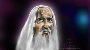 2014-05-01 Saruman Hair = Laid 2 by Oryem