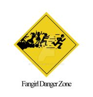 Fangirl Danger Zone by KymYume