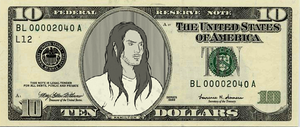 Andrew Wk by DrCropes
