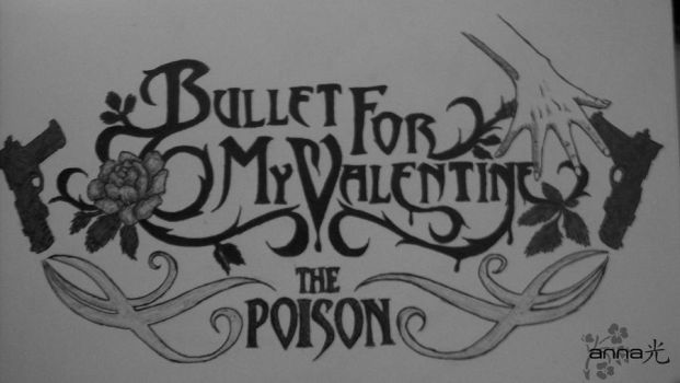 Bullet For My Valentine by Ines-Spark