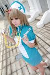 Love Live! - Soothing Goddess Nurse Kotori by Xeno-Photography