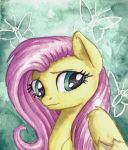 Fluttershy by The-Wizard-of-Art