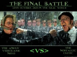AVGN Vs NC contest submission by Prometheo